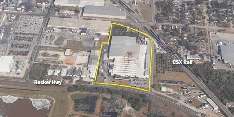 Industrial Warehouse For Sale In Florida