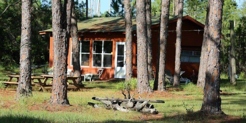 Campo Forestal en Venta Florida EEUU