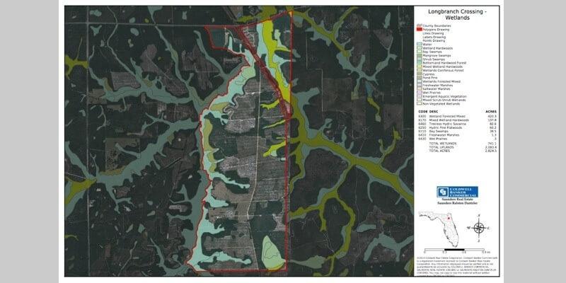 Estancia Forestal en Venta en Florida