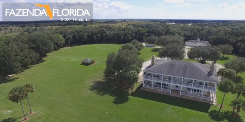 Fazenda de Gado a Venda na Florida
