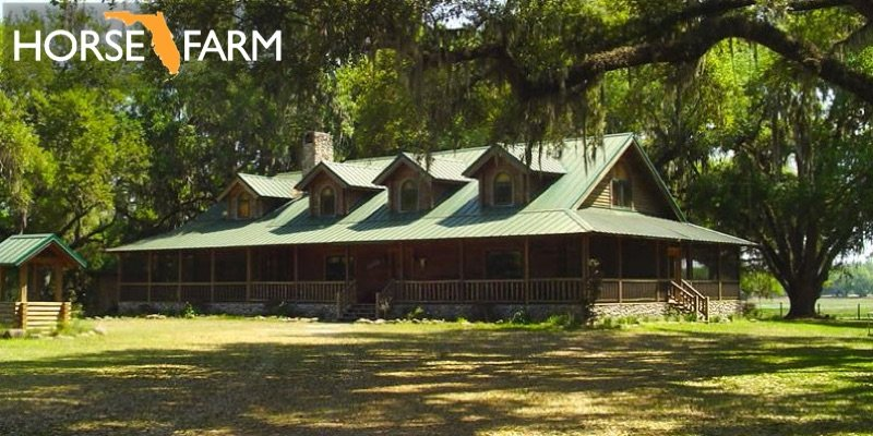 horse farm for sale near ocala