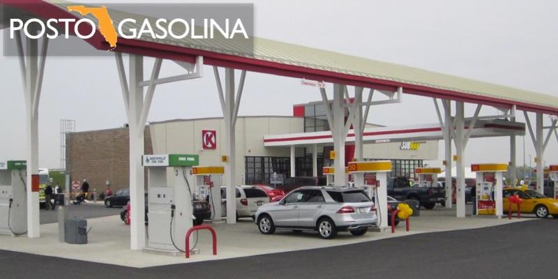 Posto de Gasolina à venda na Florida