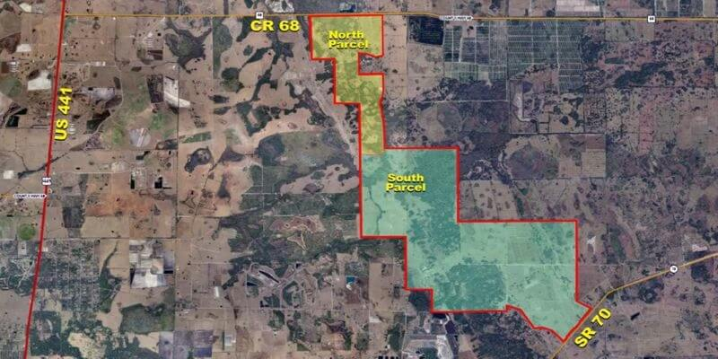 8768 Acre Florida Cattle Ranch For Sale