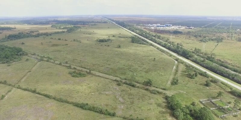 3756 Acre Florida Cattle Ranch
