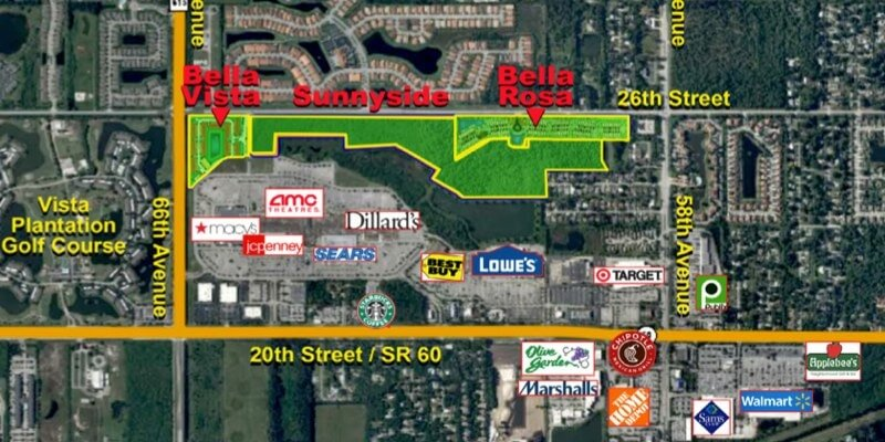 60 Acres For Sale Florida Residential Development