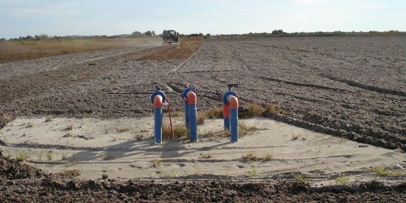 Campo Agricola Venta Florida EEUU