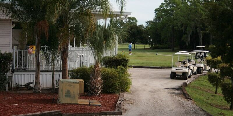 Golf Course for Sale in Florida