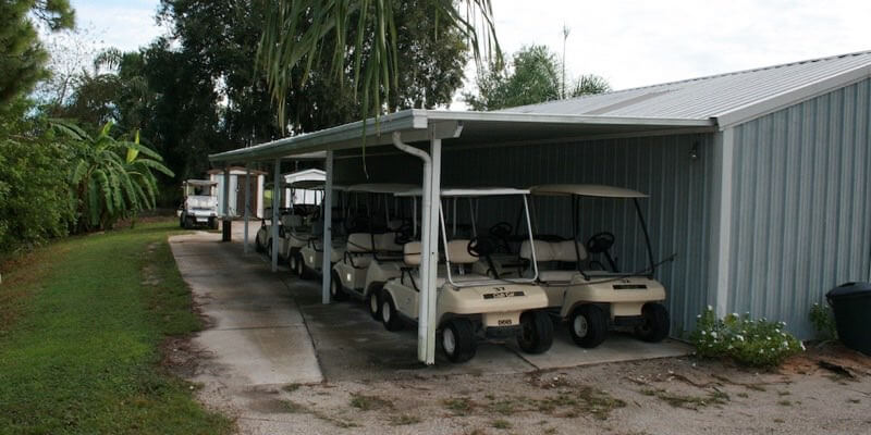 Campo de Golfe a Venda na Florida