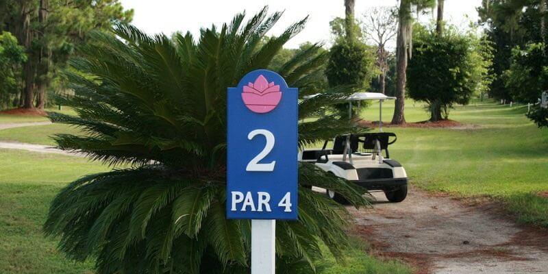 Parcours de Golf a Vendre en Floride