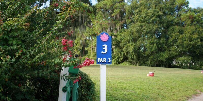 Golfplatz zu verkaufen in Florida