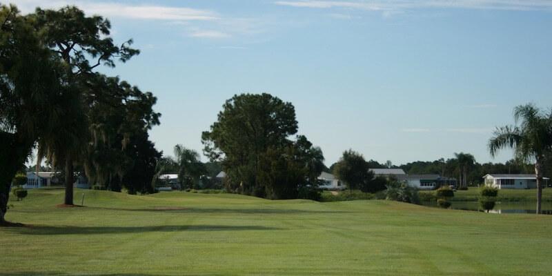 高尔夫球场在佛罗里达州销售
