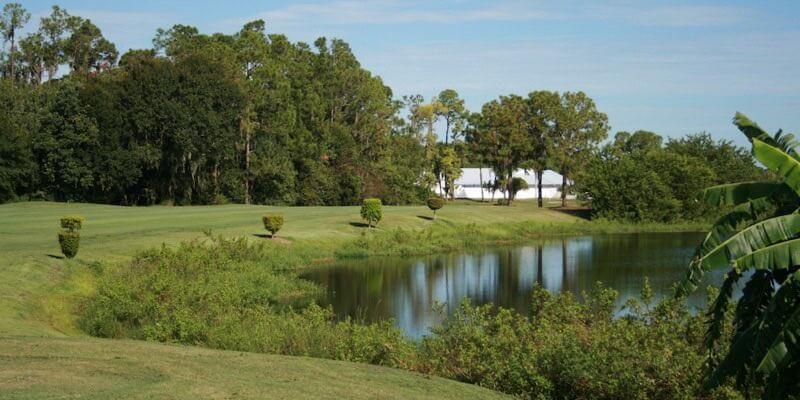 플로리다에서 판매하는 골프 코스