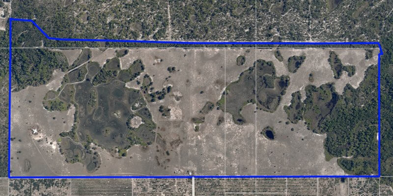 hunting ranch for sale florida