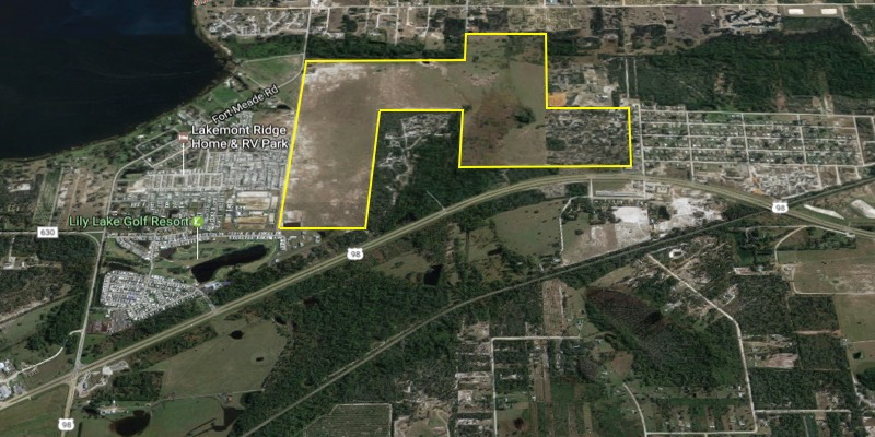 florida land for solar farm