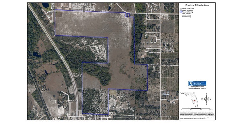 Cattle Farm for Sale in Polk County