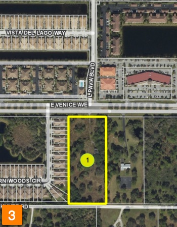 Residential Land For Sale in Venice Florida