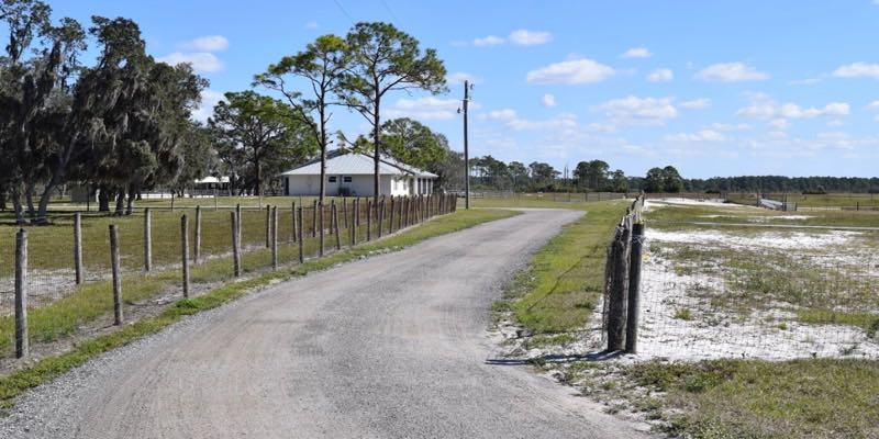 Reitanlage in Florida zu verkaufen