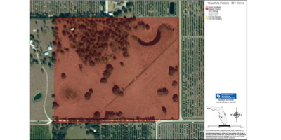 50 Acres for Sale Hardee County