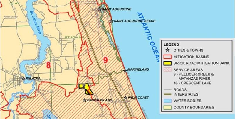 미국에서 판매용 산림 토지