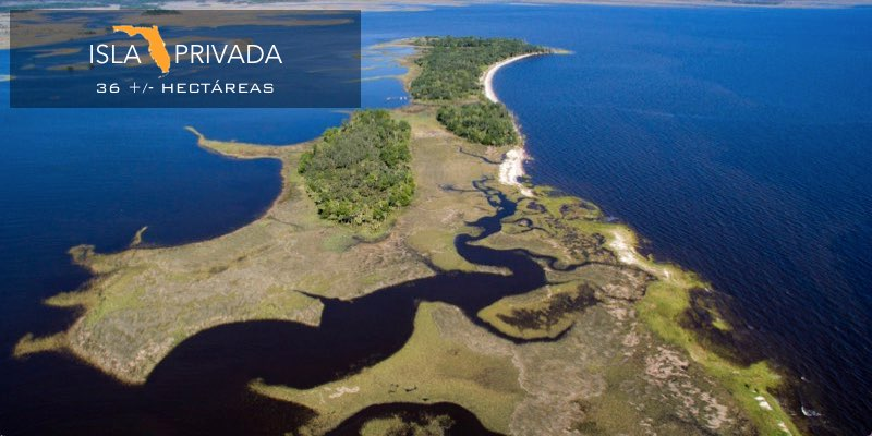 Isla Privada Venta Florida EEUU
