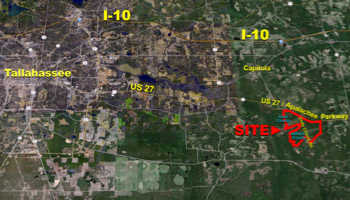 1000 Acres For Sale Near Tallahassee