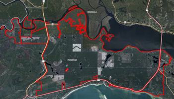 largest waterfront land for sale florida
