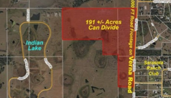 Cattle Ranch For Sale Near Sarasota