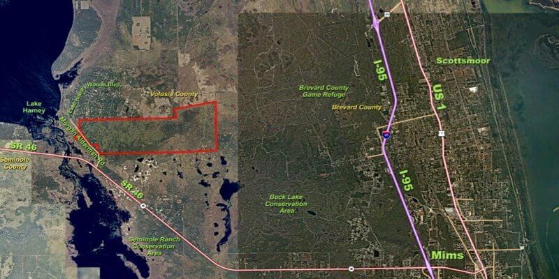 Florida Wetlands Mitigation Bank For Sale