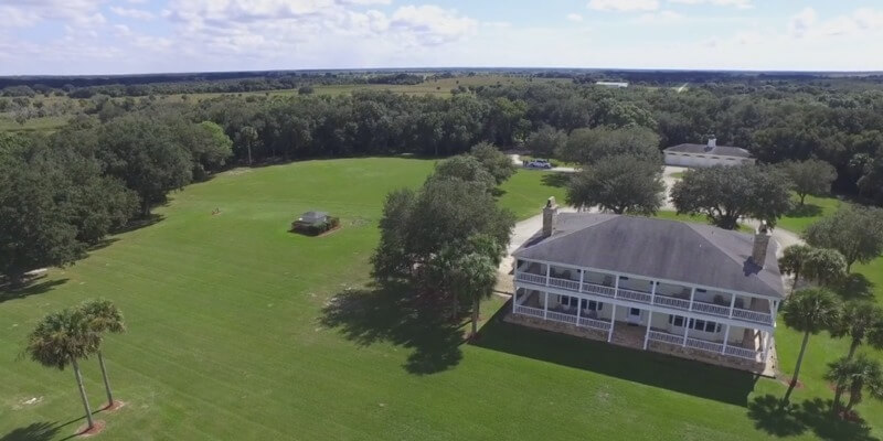 7985 Acre Florida Cattle Ranch For Sale