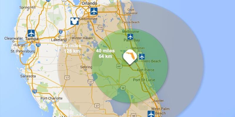 Florida Orange Grove For Sale