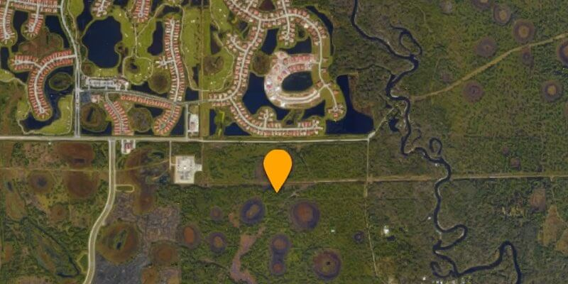 acres for residential development in florida