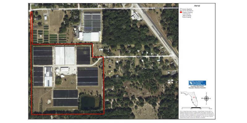commercial nursery for sale in florida