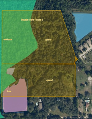 Wesley Chapel Land For Sale