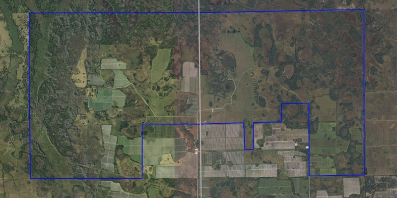 large ranch for sale florida