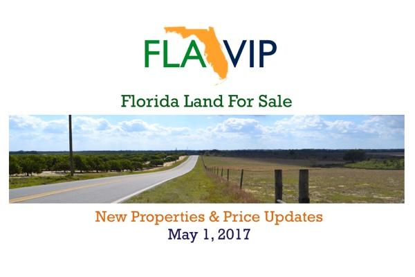 販売のためのフロリダの土地