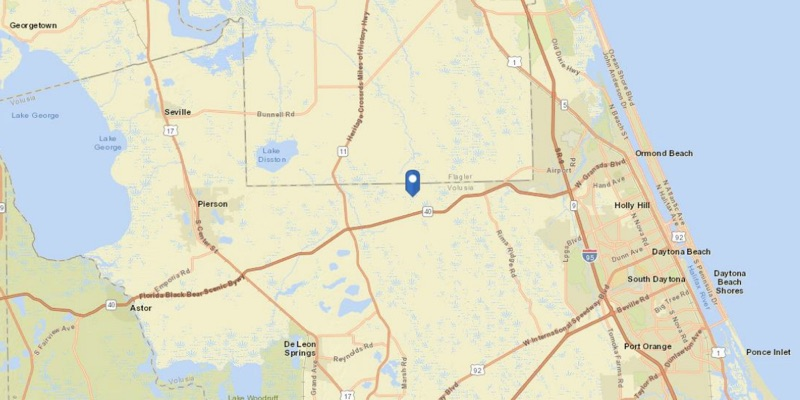Timberland For Sale Volusia County