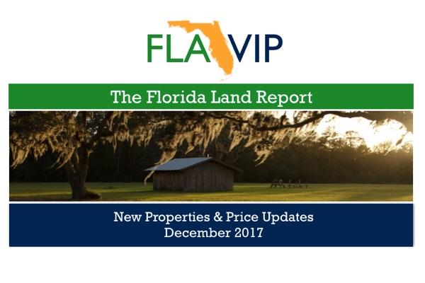 The Florida Land Report December 2017