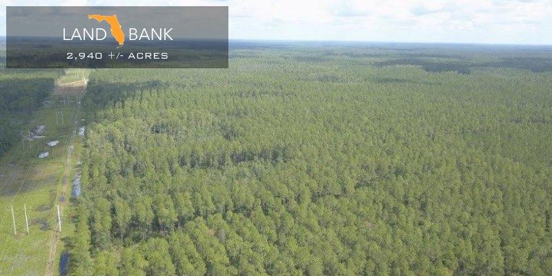 Florida Land Bank For Sale