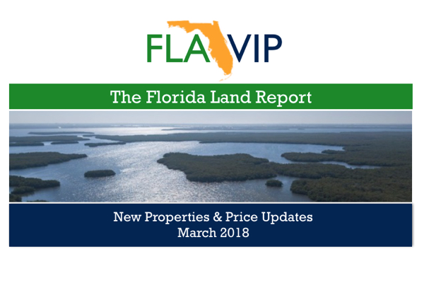 The Florida Land Report March 2018