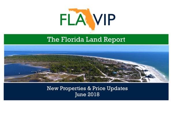 Florida Land For Sale June 2018