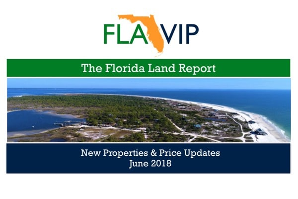 Florida Land For Sale June 2018