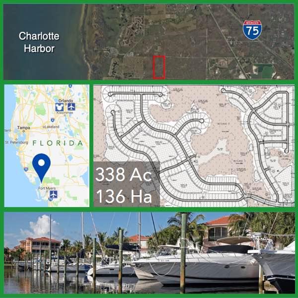 338 Acre Florida Development Land For Sale
