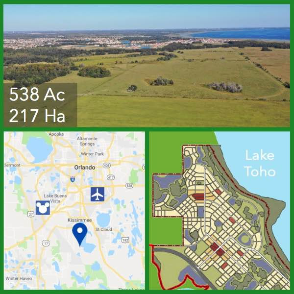 538 Acre Florida Development Land For Sale