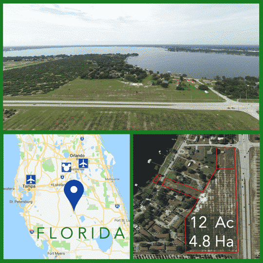 Lakefront Property For Sale Highlands County Florida