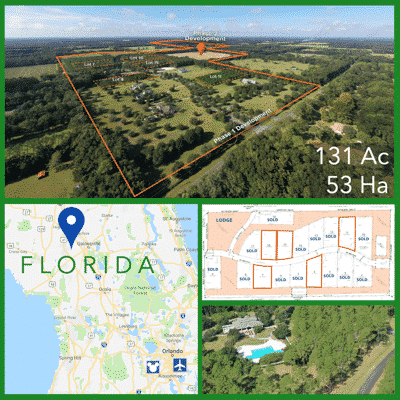 florida residential development land for sale