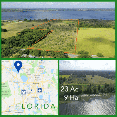 florida waterfront development land for sale