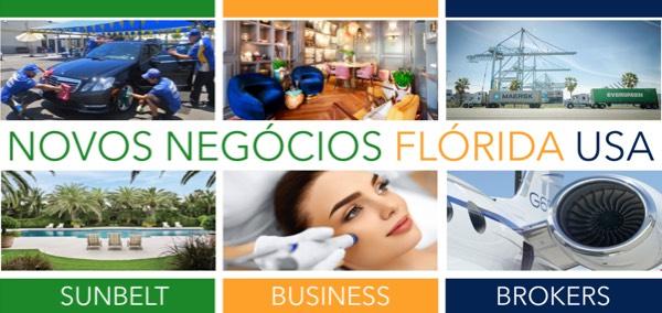 novos negócios na florida