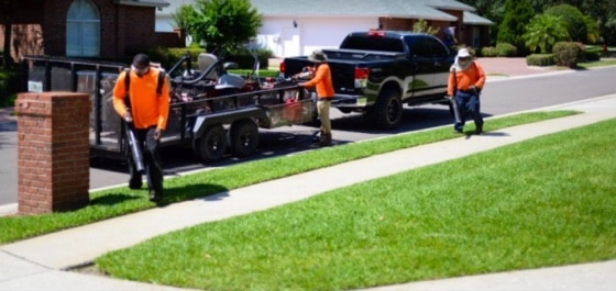 Buying a Lawn Care Business in Florida